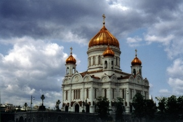 Moscow Vacation