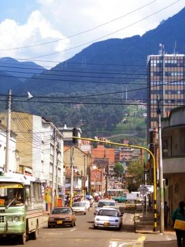 Bogota Vacation